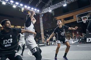6 Nemanja Draskovic (KSA) - 2 Khalid Abdel-gabar (KSA) - 6 Joey King (USA)
