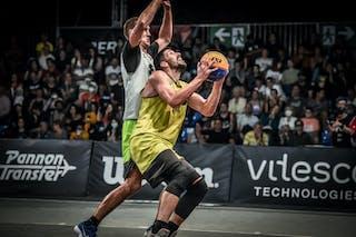 5 Aurelijus Pukelis (LTU) - 5 Aleksandar Ratkov (SRB)