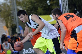 #4 Neuquen (Argentina) Novi Sad (Serbia) 2013 FIBA 3x3 World Tour final in Istanbul