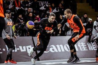 3 Marko Savić (UAE) - 3 Bogdan Dragovic (SRB)