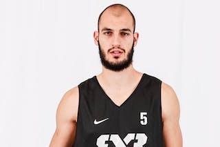 5 Filip Kaludjerovic (CHN)