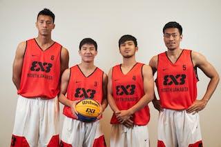 6 Muhammad Dhiyaul (INA) - 5 Sandy Aziz (INA) - 4 Audy Bagastyo (INA) - 3 Christian Gunawan (INA)