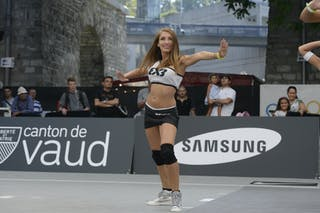 at the Lausanne Masters, 30-31 August 2013