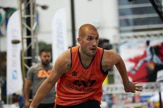 16 Nikola Pavlovic (UAE)