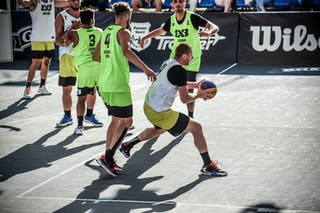 4 Szymon Rduch (KSA) - 4 Marko Savić (SRB)