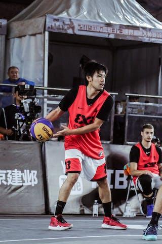 6 Yuan Bo Zhu (CHN) - 4 Yosuke Saito (JPN)