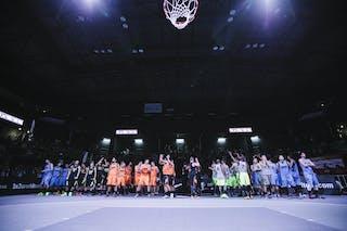 All teams, FIBA 3x3 World Tour Final Tokyo 2014, 11-12 October.