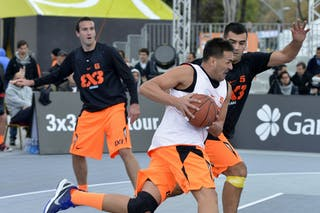 #5 Bucharest (Romania) 2013 FIBA 3x3 World Tour final in Istanbul