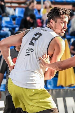 1 Gilles Martin (SUI) - 2 Maksim Kovacevic (SRB)