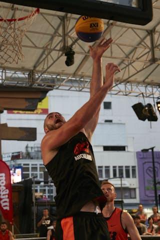 6 Rory Fannon (NZL)