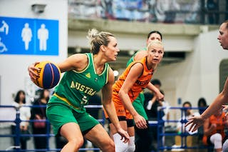 5 Maddie Garrick (AUS) - Game5_Final_Netherlands vs Australia