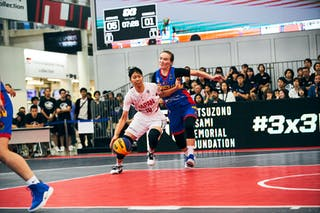 16 Todo Nanako (JPN) - Game2_Pool A_Japan U23 vs Mongolia