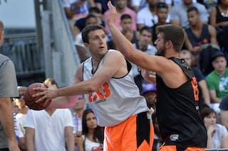 #5 Zagreb (Croatia) 2013 FIBA 3x3 World Tour Masters in Lausanne
