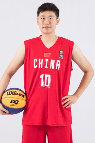 10 Zhiting Zhang (CHN)