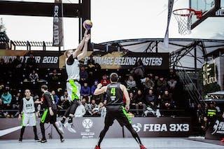 3 Dan Mavraides (USA) - 1 Damon Huffman (USA) - 3 Mihailo Vasic (SRB) - 4 Stefan Stojačić (SRB)