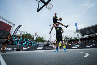 "Rafal ""Lipek"" Lipinski has never been beaten at the FIBA 3x3 World Tour. Can he win his fourth straight dunk title in 2015?"