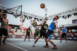 3 Constantin Kodsi (LIB) - Gdansk v Beirut, 2016 WT Beijing, Pool, 16 September 2016