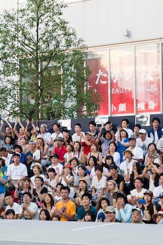 Utsunomiya v Hamamatsu, 2016 WT Utsunomiya, Pool, 30 July 2016