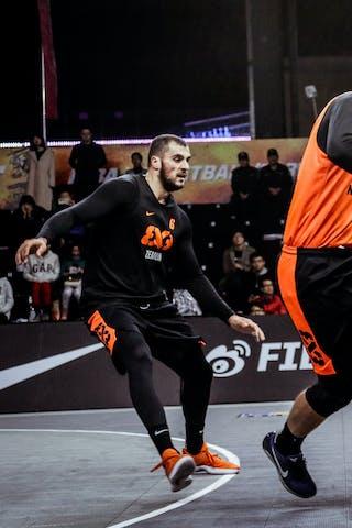 4 Dusan Bulut (UAE) - 3 Bogdan Dragovic (SRB) - 4 Lazar Rasic (SRB)