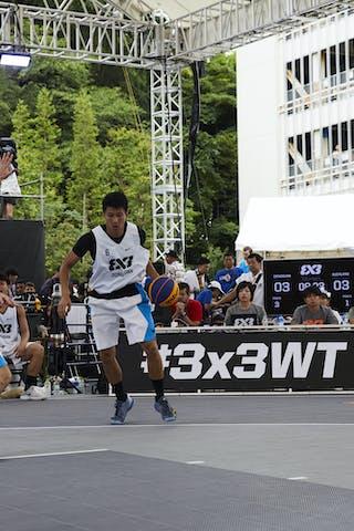 6 Wenwei Huang (CHN) - Pool 1 B 2: Dongguan MC vs. Auckland