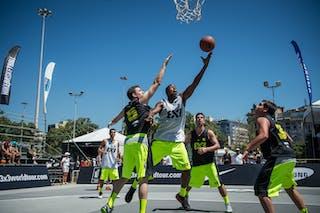 #5 Cordoba (Argentina) Rio (Brasil) 2013 FIBA 3x3 World Tour Rio de Janeiro
