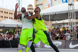 at the San Juan Masters 10-11 August 2013 FIBA 3x3 World Tour, San Juan, Puerto Rico