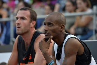 #3 The Hague (Netherlands) 2013 FIBA 3x3 World Tour Masters in Lausanne