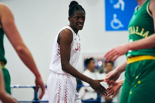 3 Stephanie Mawuli (JPN) - Game1_Pool B_Japan vs Australia