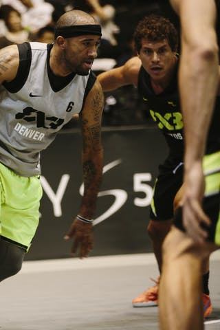 #6 Campbell Corey, Team Denver, FIBA 3x3 World Tour Final Tokyo 2014, 11-12 October.