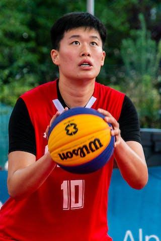 10 Zhiting Zhang (CHN)