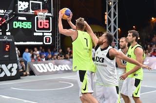7 Blaz Cresnar (SLO) - Novi Sad Al Wahda vs Ljubljana