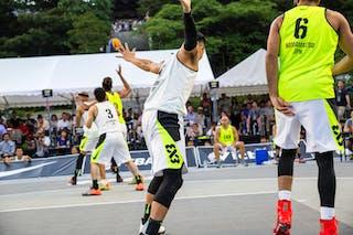 5 Tomoya Ochiai (JPN) - Utsunomiya v Hamamatsu, 2016 WT Utsunomiya, Pool, 30 July 2016
