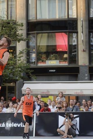 5 Szymon Rduch (POL) - Kolobrzeg v Paris, 2015 WT Prague, Semi final, 9 August 2015