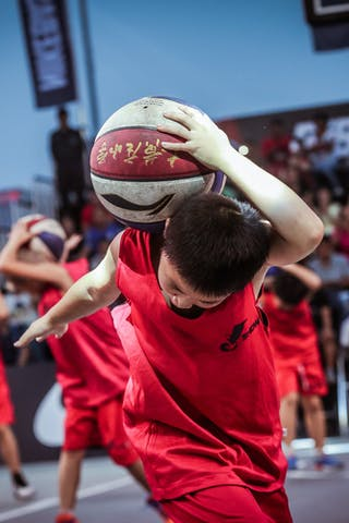 Beirut v Jinan, 2016 WT Beijing, Pool, 16 September 2016