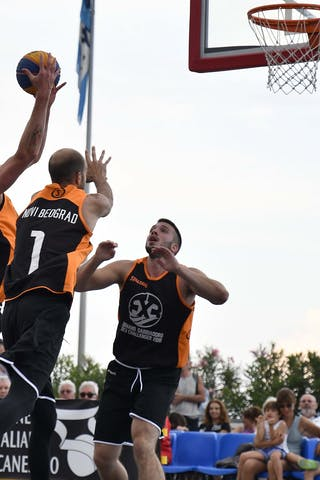 Lignano Challenger Game 9: Ljubljana vs Novi Beograd Dzakovi