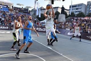 6 Dusan Domovic Bulut (UAE) - Novi Sad Al Wahda v Amsterdam, 2016 WT Debrecen, Last 8, 8 September 2016