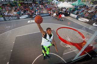 FIBA 3x3 World Tour, San Juan, Puerto Rico. Day 2