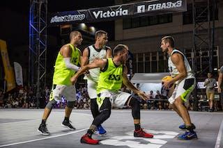 6 Tomo čAjič (SLO) - Ljubljana v Novi Sad Al Wahda, 2016 WT Utsunomiya, Semi final, 31 July 2016