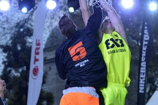 #5 Saskatoon (Canada) 2013 FIBA 3x3 World Tour final in Istanbul