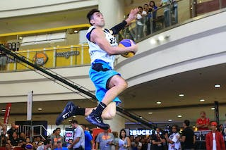 Rey Guevarra- Team Manila West-Smart Dunk Final & Prize Ceremony