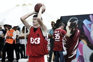 FIBA 3x3 World Tour Istanbul, September 1 RICHARD JUILLIART