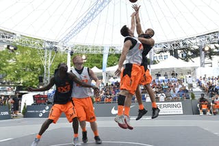 #6 Stockholm (Sweden) 2013 FIBA 3x3 World Tour Masters in Lausanne