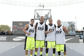 Caracas (Venezuela) 2013 FIBA 3x3 World Tour final in Istanbul