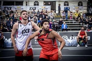 6 Axel Castillo (ESP) - 4 Yahel Melamed (ISR)
