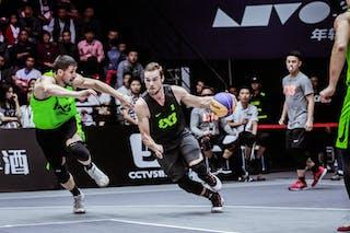 3 Kasper Averink (NED) - 3 Mihailo Vasic (SRB)