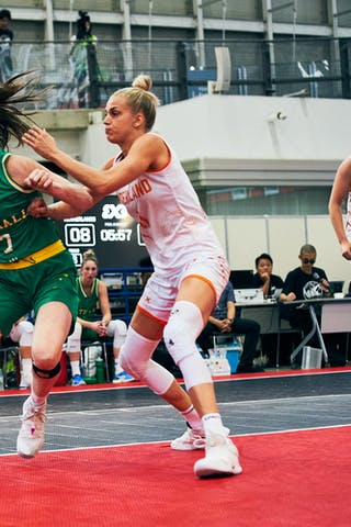 11 Jill Bettonvil (NED) - 7 Keely Froling (AUS) - Game3_Pool B_Netherlands vs Australia
