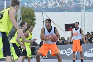 #5 Kranj(Slovenia) 2013 FIBA 3x3 World Tour final in Istanbul