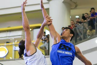 Beirut v Manila North, 2015 WT Manila, Pool, 1 August 2015