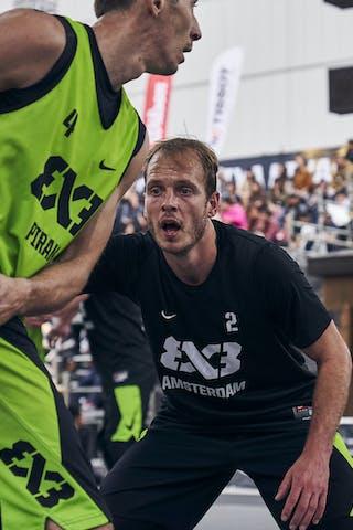 4 Simon Finzgar (SLO) - 2 Aron Roijé (NED)