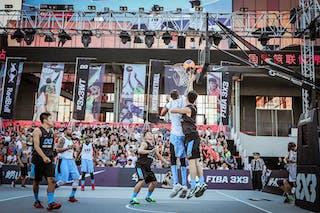 Doha v New Taipei, 2015 WT Beijing, Last 8, 16 August 2015